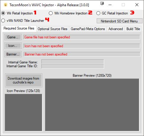 TUTO] TeconMoon's - Injecter un contenu dans un jeu WiiVC